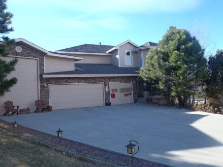Comprehensive Painting Residential Exterior Painting